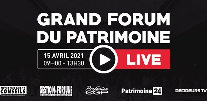 Grand Forum Live #2 prévu le 15 avril