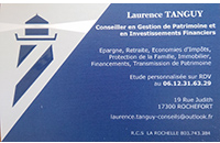 CABINET TANGUY CONSEILS